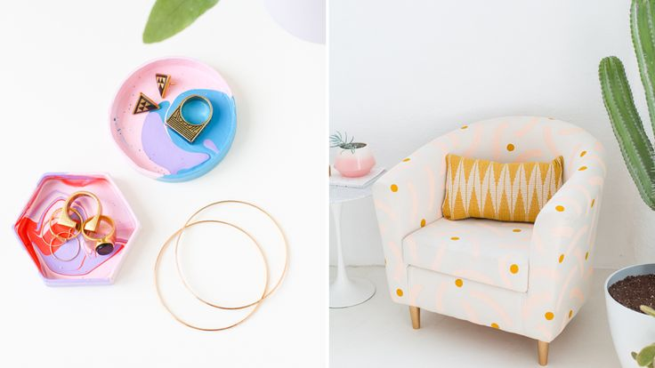 22 DIYs to liven up your home this spring