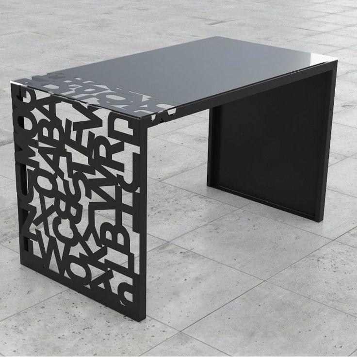 KATTEDRA 120 CASCATA - scrivania