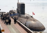 Russia to Float Out Stealth Sub for Black Sea Fleet in May