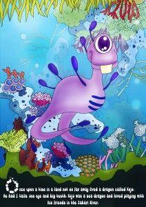 Kojo the Sea Dragon Gets Lost