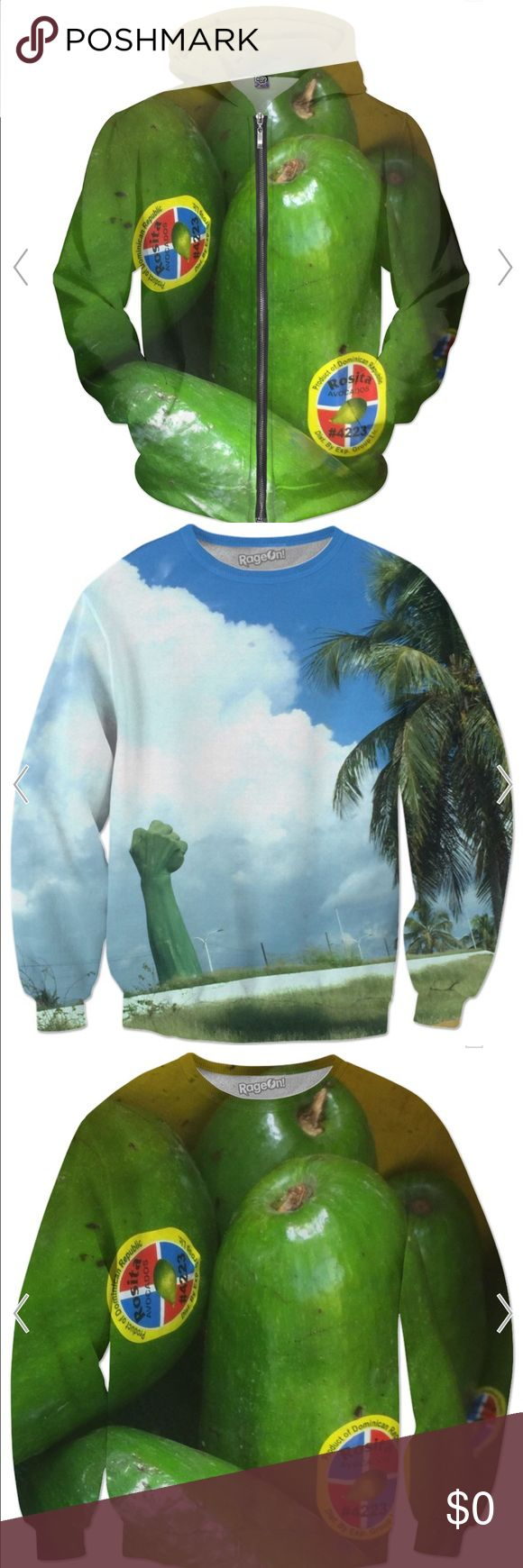 Sweatshirts Hoodies Dominican Independence Day RageOn! Custom one of kind designs! Unisex clothing home decor and accessories! RageOn! Other