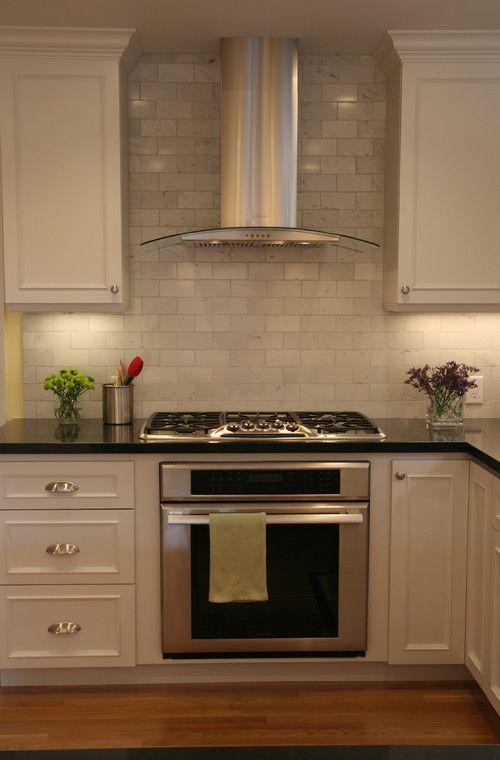 Best 25 vent hood ideas on pinterest stove hoods for Modern kitchen vent