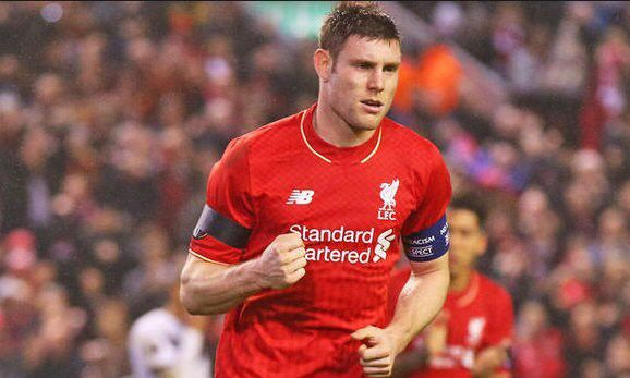 James Milner makes his 450th PL appearance tonight.