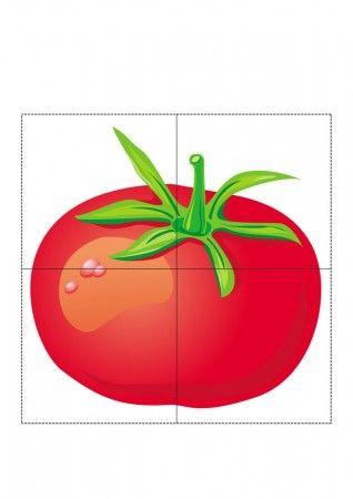 Овощи для малышей - АККП