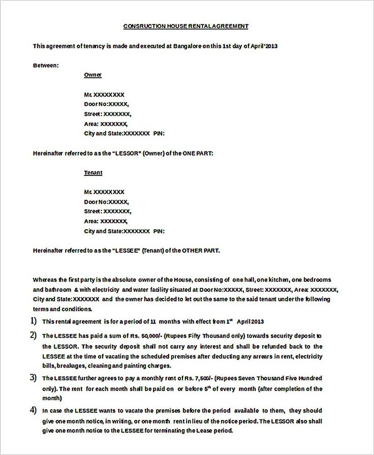 Doc Format Construction Hose Rental Agreement Free Download , 9+ Room Rental Agreement Template , Understanding room rental agreement template is an important thing to create a good and understandable room rental agreement. Here are some parts to know. Check more at http://templatedocs.net/room-rental-agreement-template
