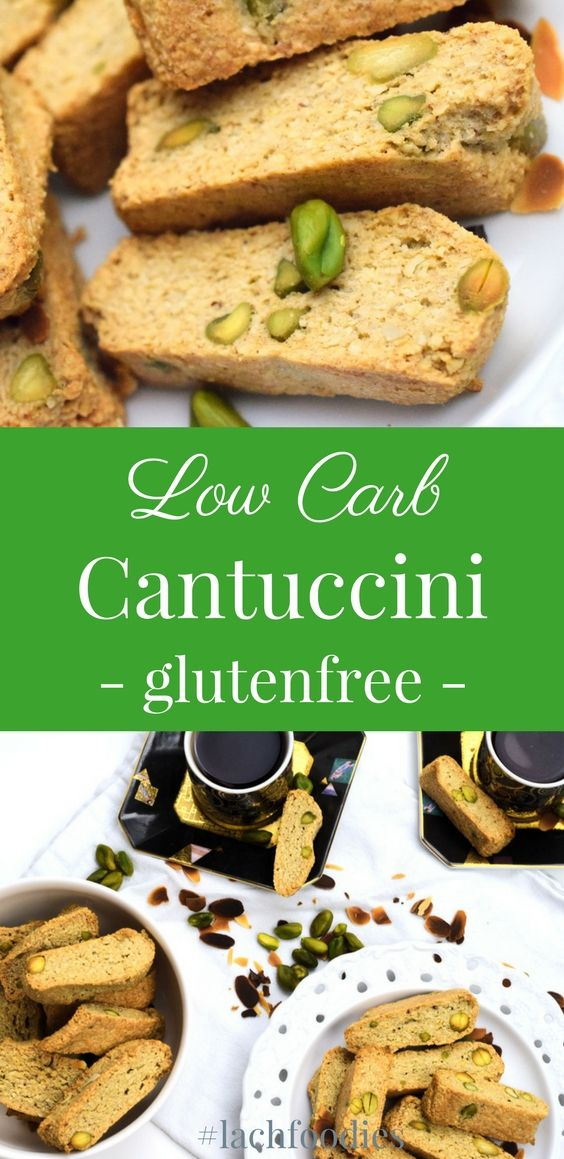 Low carb cantuccini, glutenfree. Italienische Biscotti ohne Zucker, ohne Gluten. ...... low carb, lc, lchf, low carb süß, zuckerfrei, sugar free, glutenfrei, gluten free, low carb Süßigkeiten, low carb snacks, low carb süßigkeiten schnell, almonds, nuts,  (carb free foods list)