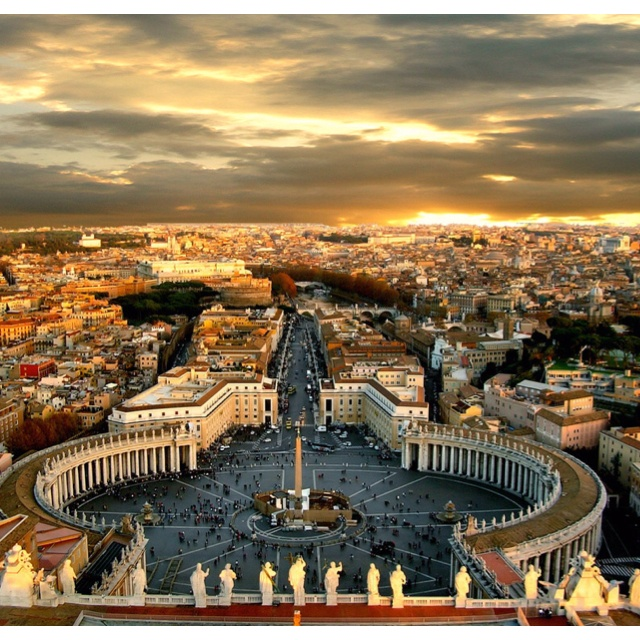 Someday in Rome, Italy: Vatican City, Squares, Dreams Vacations, Rome Italy, Travel, Vacations Places, The Vatican, Honeymoons Destinations, Vatican Cities