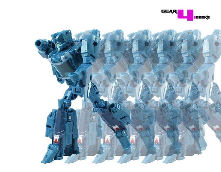 Transformers Titans Return Blurr Gallery