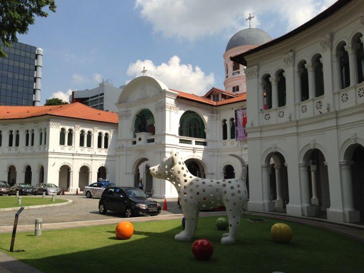 Singapore Art Museum in Singapore