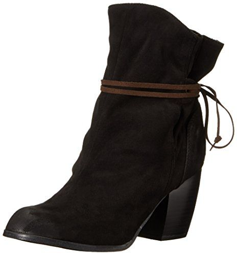 Qupid Womens Maze85 Boot Black 9 M US ** Find out more about the great product at the image link.