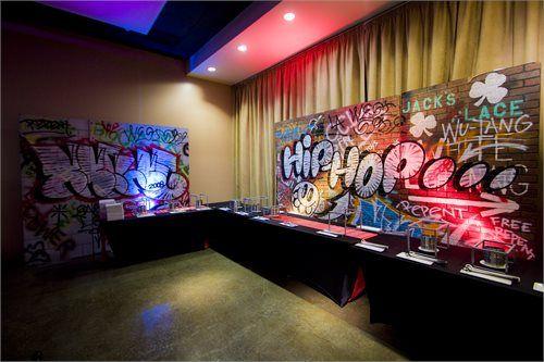 Hip hop panels