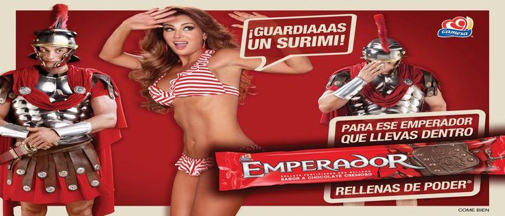 Post image for ¡Un surimi! El nuevo comercial para promocionar galletas