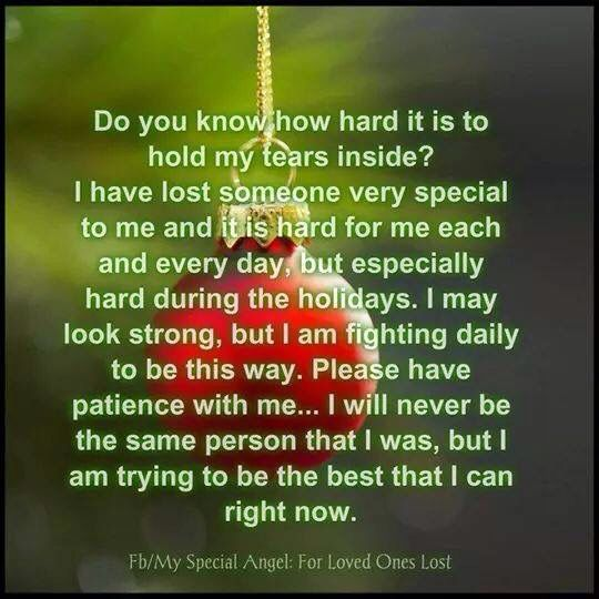 Missing Someone At Christmas Quotes: Infertility & Loss