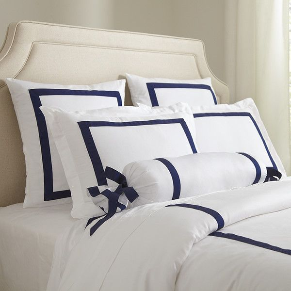 Birch Lane Celina Bedding Collection, Navy White U003d This Is Exactly What I  Want For The Master Bedroom!