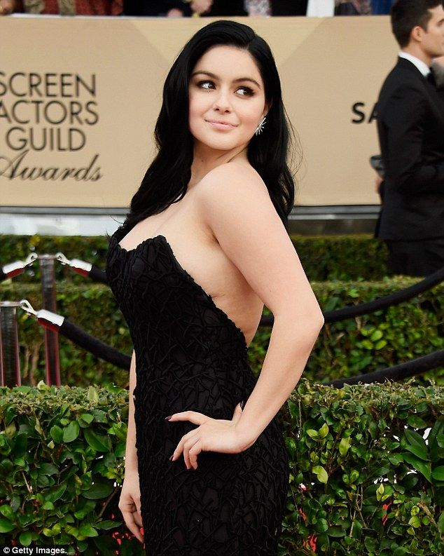 'So young': Ariel Winter's estranged mom Crystal Workman  criticised both the star's decis...