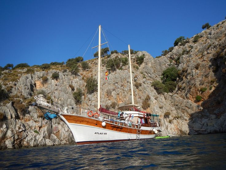 You can rent this yacht and crew in Greece or #Turkey at extremely affordable prices. Contact us for 2015 bookings.