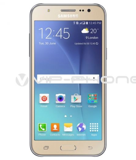 Samsung J510F Galaxy J5 (2016) Dual-Sim LTE Arany kártyafüggetlen mobiltelefon