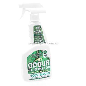 250 ml $14.95 Pet Odour Eliminator, Nature O