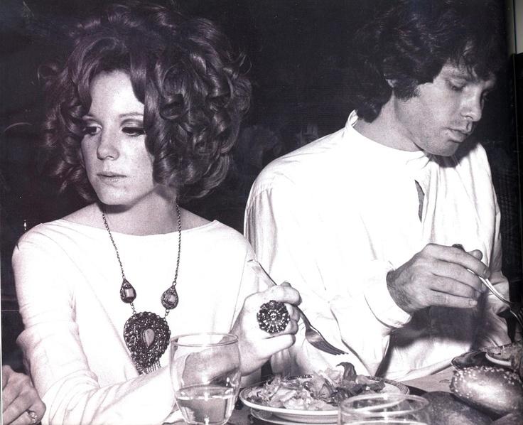 Ambassador Hotel 1968 - Life with Jim Morrison - Pam Courson: Jim Morrison's Cynnamon Girl