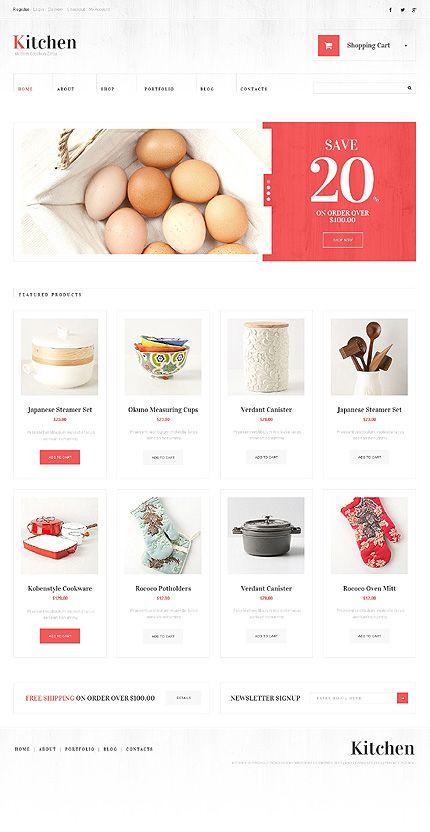 Шаблон TM47238 Тип: WooCommerce Themes $115