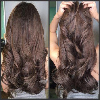So shiny and nice. Chocolate brown | Yelp                              …