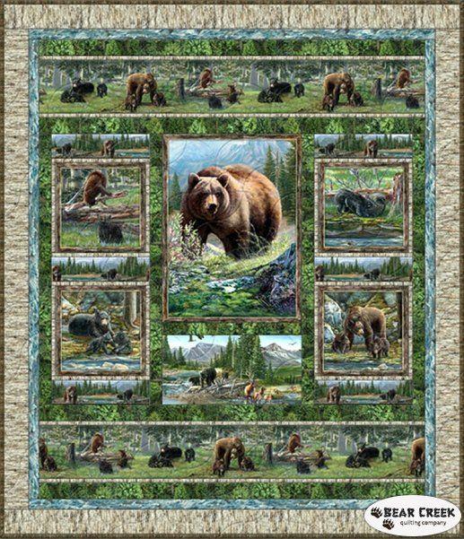 Bera Meadow Free Quilt Pattern by Wilmington Prints
