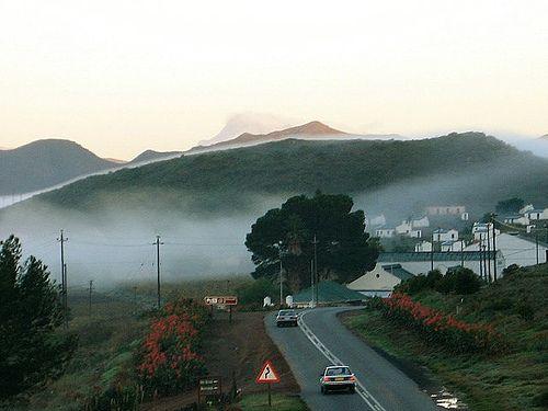 Bonnievale Mist by Salem Elizabeth, via Flickr #unpretentious