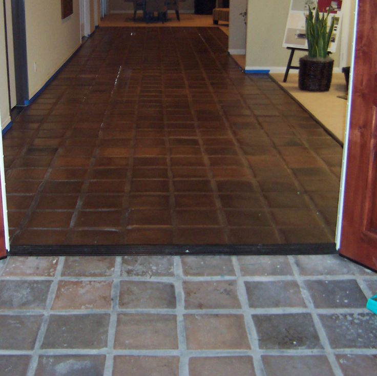 1000 Images About Saltillo Tile Update Clean On Pinterest