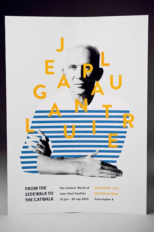 Actualité / Jean Paul Gaultier part en morceaux / étapes: design & culture visuelle By Amanda Berglund