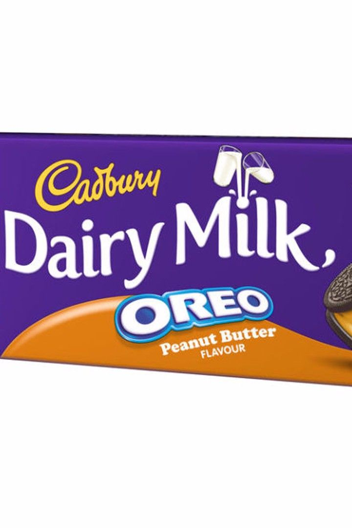 Cadbury's New Oreo Product Combines Your Love of Peanut Butter and Chocolate