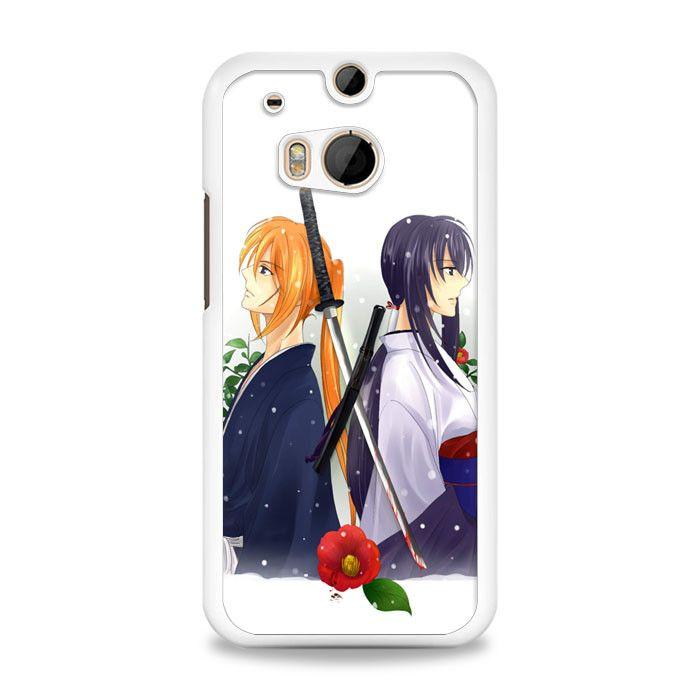 Rurouni Kenshin Samurai X HTC One M8 Case | yukitacase.com