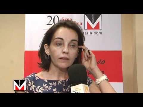 Entrevista realizada a Mª José Alonso, ponente en la sesión Salud 2.0: nuevas herramientas aplicadas a la salud celebrada en IAVANTE Granada el 6 de octubre de 2011. Toda la información en: http://formacionsanitaria.com/salud2punto0/201110granada/programa.php