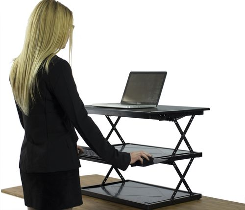 CHANGEdesk   Adjustable Height Standing Desk Conversion