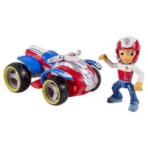 Paw Patrol Ryders Rescue ATV Vehicle and Figure : Target
