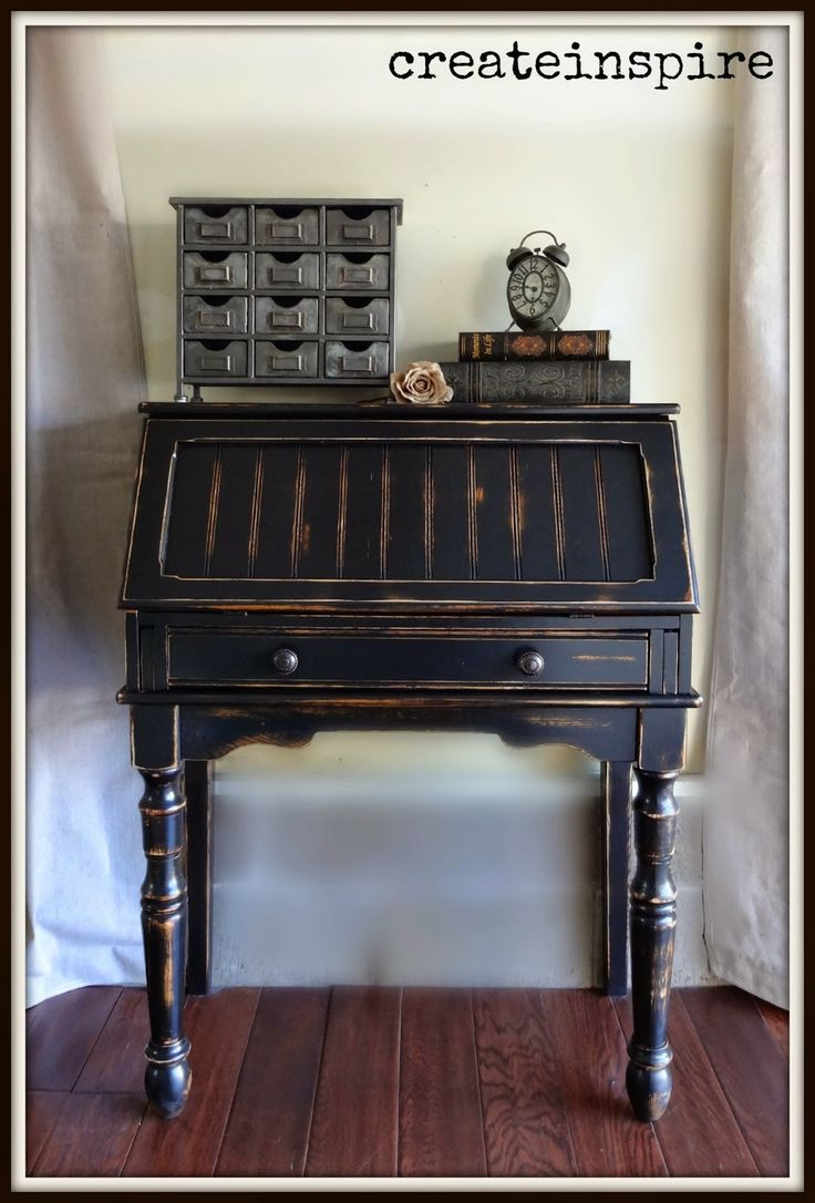 Best 20+ Black distressed furniture ideas on Pinterest