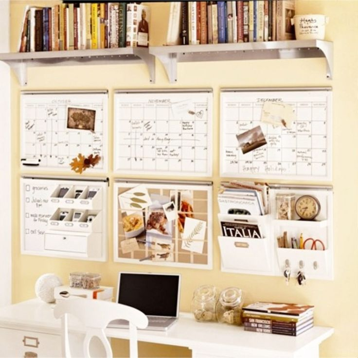 Creative Home Office Ideas For Small Spaces: 67 Best Home Office • Ideas • Decor Images On Pinterest