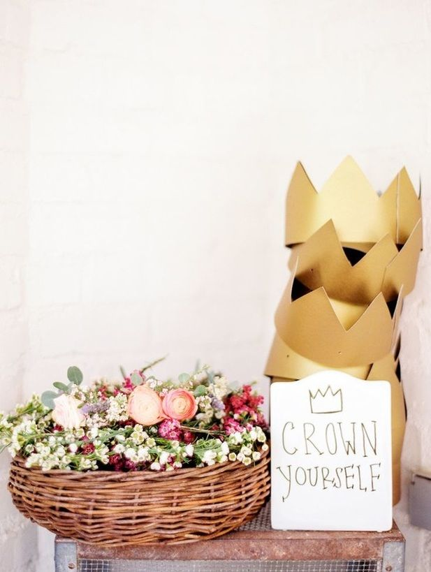 A Wild and Whimsical Baby Shower #theme #party