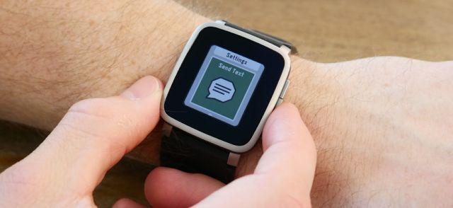 Το Timeline OS αναβαθμίζεται στην έκδοση 3.9. Βελτιώσεις στο Pebble Health, απάντηση κλήσης με sms κ.α