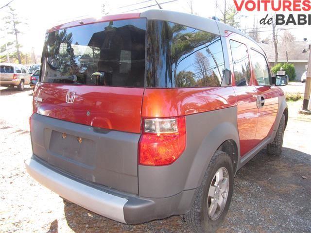 Voiture occasion Honda Element 2004 - Voiture à vendre - Abidjan - Côte d'Ivoire - Sites Voitures - Annonces voitures - Véhicules - Automobiles occasion