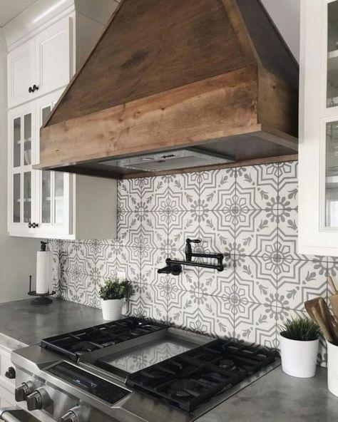 35 Beautiful Kitchen Backsplash Ideas: 35 Beautiful Farmhouse Kitchen Art Ideas To Scale Up Your
