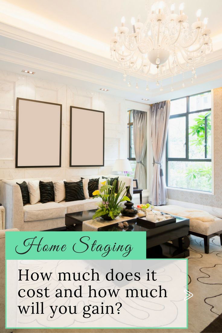 12 best home staging tips images on pinterest home for Cost to stage a house