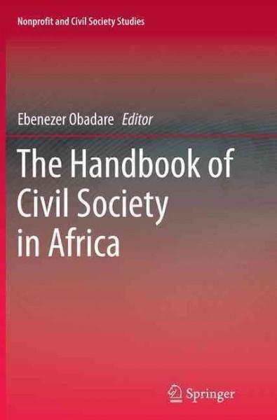 The Handbook of Civil Society in Africa