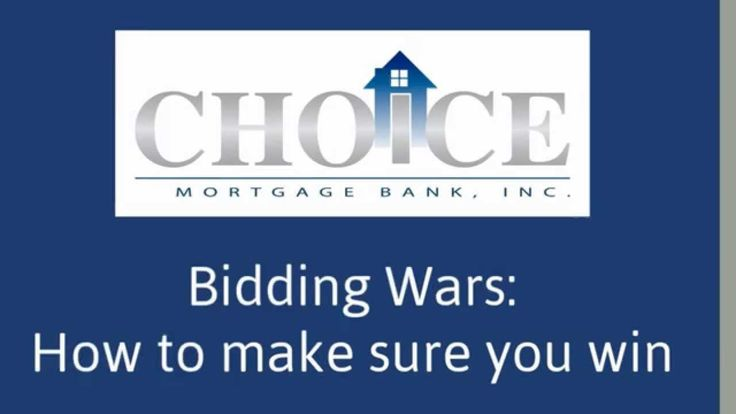 Check out our tips for winning a bidding war on a home. Did you know getting pre-approved with Emmanuel St. Germain at Choice Mortgage Bank is just as strong as a cash offer?