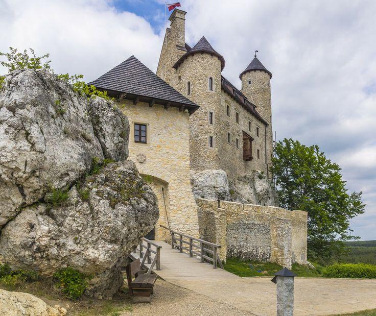 Castle in Bobolice by Tomasz Jurkowski on 500px http://www.dreamstime.com/Kamell_info#res5377518 http://www.photokameljurkowski.pl