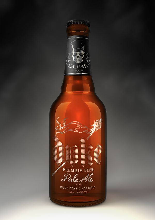 DUKE Pale Ale Beer -  Australia