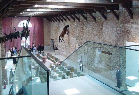 tadao ando: punta della dogana museum in venice