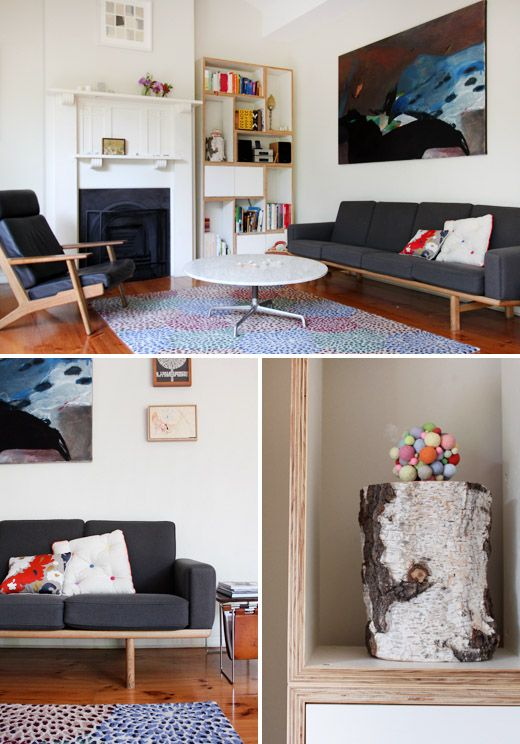 Melbourne Home – Kate Tucker and Family by The Design Files