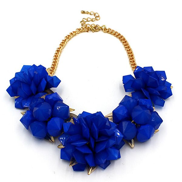 Klein Blue Necklace