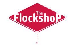 The FlockShop Voor hippe kant en klare flockprints