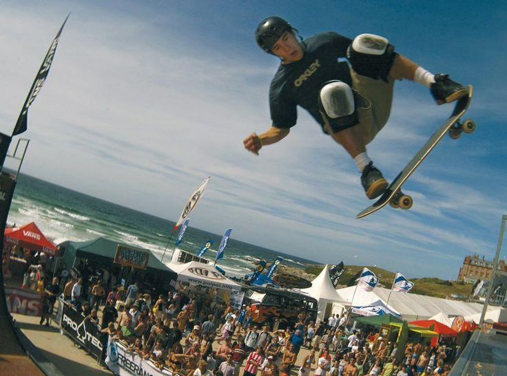 Boardmasters Festival, Cornwall